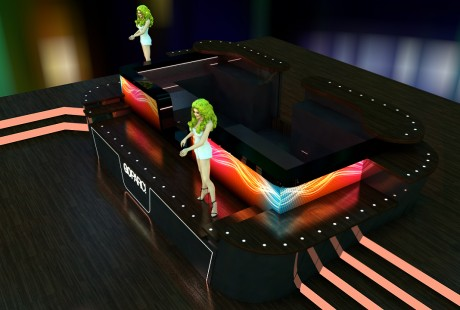 DJ Booth 3D