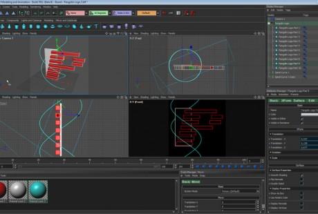 Laserprogrammierung 3