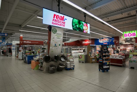LED Werbung